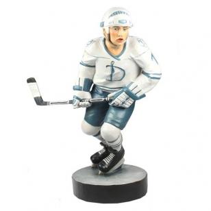 Socha hokejový hráč