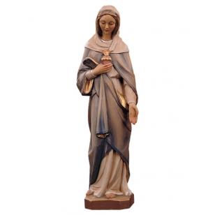 Socha svaté srdce Panny Marie