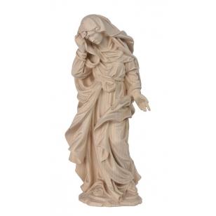Socha plačící Panny Marie
