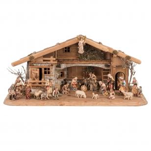 Betlém stodola lux