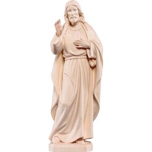 Ježíš s rukou na srdci