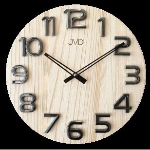 Nástěnné hodiny JVD HT97.4