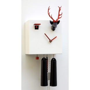 Kukačkové hodiny Rombach...