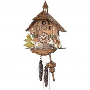 Kukačkové hodiny Hekas 1676 EX