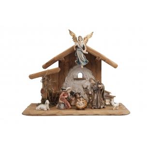 Vánoční Betlém Svatá noc