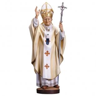 Socha papež Jan Pavel II