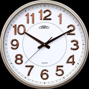 Nástěnné hodiny PRIM Public I