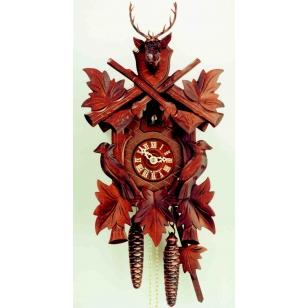 Kukačkové hodiny Hekas 854 EX