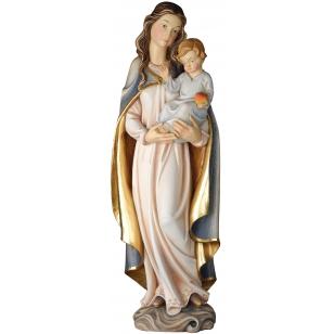 Soška panna Maria s dítětem...