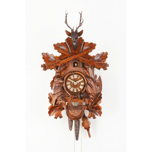 Kukačkové hodiny Hekas 1661 EX