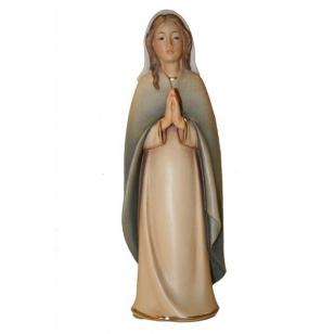 Dřevěná socha Maria se...