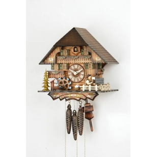Kukačkové hodiny Hekas 3650 EX