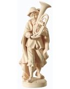 Nabízíme dřevěné sošky kříže ze dřeva, sošky svatých, sochy do kostelů